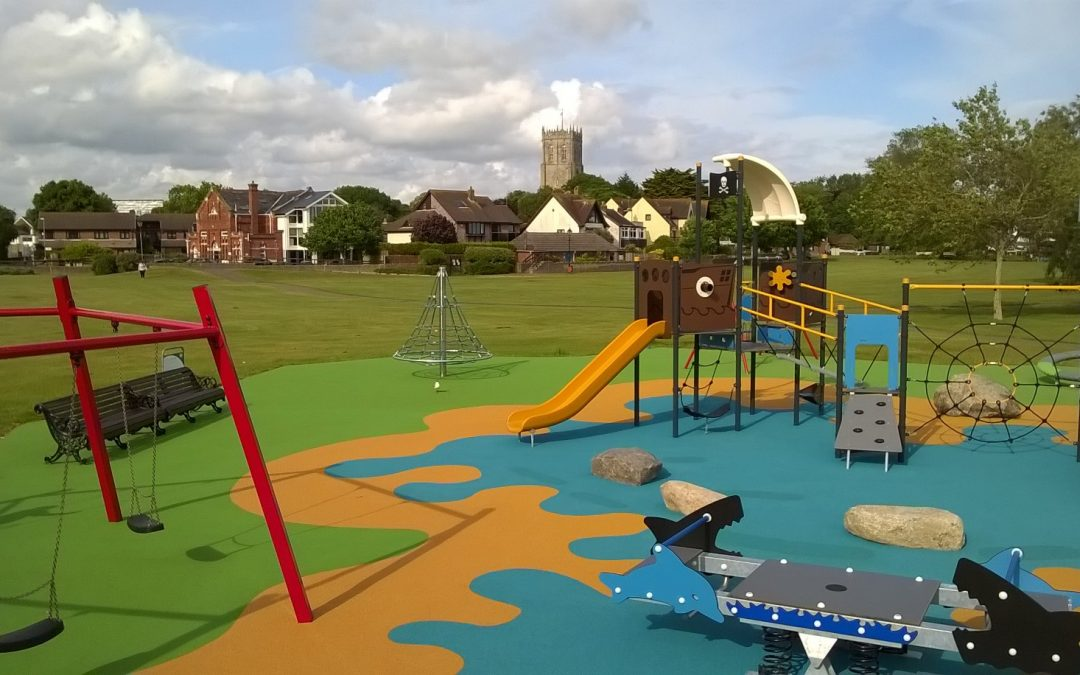 Play parks reopen from 4 July